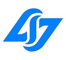 Counter Logic Gaming Logo (CSGO PRO TEAM) Photographic Print