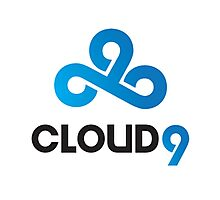 Cloud 9 Logo (CSGO PRO TEAM) Photographic Print