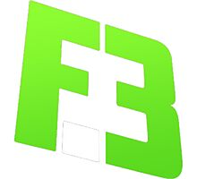 Flipsid3 Logo (CSGO PRO TEAM) Photographic Print