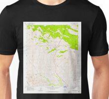 USGS TOPO Map Arizona AZ El Capitan Mtn 311244 1964 24000 Unisex T-Shirt