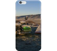Frosty Brass iPhone Case/Skin