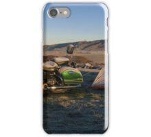 Frosty Brass iPhone Case/Skin