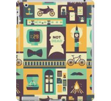 The Empty Hearse iPad Case/Skin