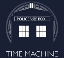 TIME MACHINE by ToneCartoons
