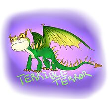 Terrible Terrors! by Sarael