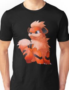 Pokemon Growlithe Unisex T-Shirt