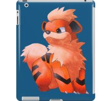 Pokemon Growlithe iPad Case/Skin