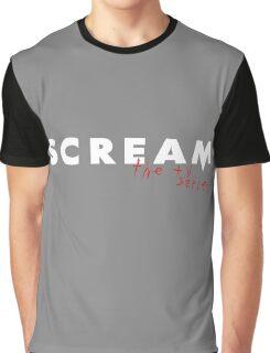 MTV Scream logo Graphic T-Shirt