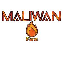 Maliwan Fire (Without Text) by Sygg