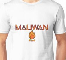 Maliwan Fire (Without Text) Unisex T-Shirt