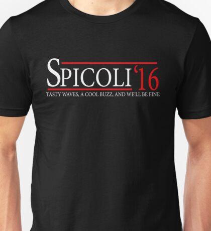 Spicoli 16 Tasty Wave Unisex T-Shirt