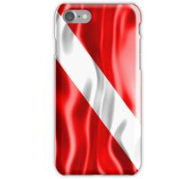 Dive Flag iPhone Case/Skin