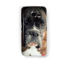 Sigh ... Wish It Was Real.... Boxer Dogs Series Samsung Galaxy Case/Skin