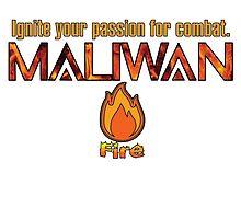 Maliwan Fire by Sygg