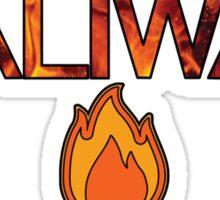 Maliwan Fire Sticker