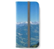 Switzerland Wonderland iPhone Wallet/Case/Skin