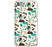 The Fault In Our Stars Pattern iPhone Case/Skin