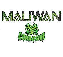 Maliwan Corrosive (Without Text) by Sygg