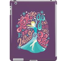 Frozen: Let it Go iPad Case/Skin