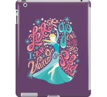 Frozen: Let it Go iPad Case/Skin