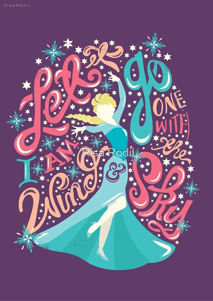 Frozen: Let it Go by Risa Rodil