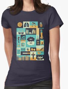 TFiOS Items Womens Fitted T-Shirt