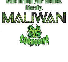 Maliwan Corrosive by Sygg