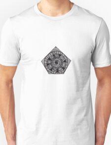 Pentagon Doodle Unisex T-Shirt