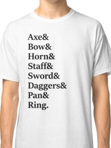 Lord of the Rings - Fellowship Classic T-Shirt