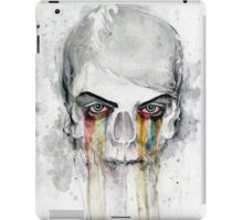Beautiful Death iPad Case/Skin