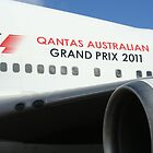Formula 1 Grand Prix sponsored by Qantas by Maggie Hegarty