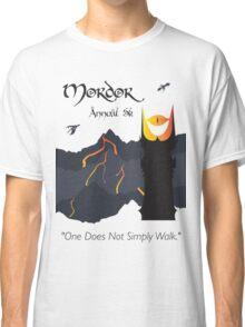 Mordor 5k Classic T-Shirt