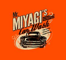 Mr Miyagis Car Wash Unisex T-Shirt
