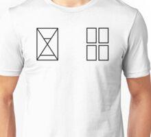 Tyler's pectoral tattoos Unisex T-Shirt