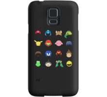 Simple Smash Bros! Samsung Galaxy Case/Skin