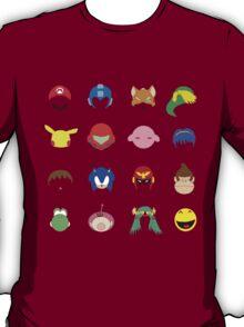 Simple Smash Bros! T-Shirt