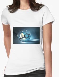 Pokemon Cyndaquil Womens Fitted T-Shirt
