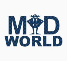 Mad World Robotnik One Piece - Short Sleeve
