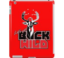 Buck Wild Pong iPad Case/Skin