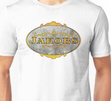Jakobs Filigree (Without Text) Unisex T-Shirt