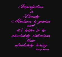 Imperfection is Beauty!!! Classic T-Shirt