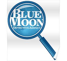 Blue Moon Detective Agency Poster