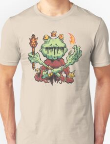 Frog King Unisex T-Shirt