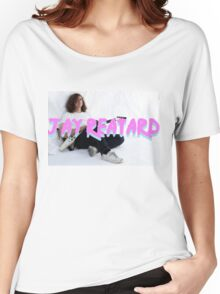 Jay Reatard Flying V Women's Relaxed Fit T-Shirt