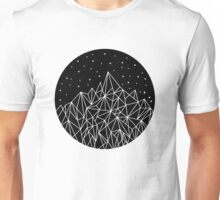 Crystal Mountains Unisex T-Shirt