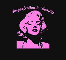 Imperfection is Beauty - Marilyn Monroe Classic T-Shirt