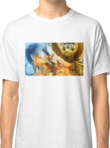 Pokemon Legendary Birds Classic T-Shirt