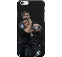 Philippe Coutin & James Milner - Liverpool iPhone Case/Skin