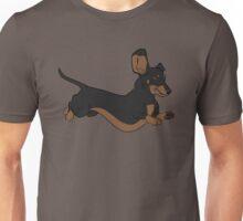 Running Dachshund  Unisex T-Shirt