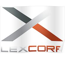LexCorp Poster